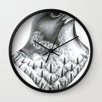 millenium falcon Wall Clocks featuring Falcon by lints
