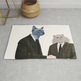 Cat Chat Rug
