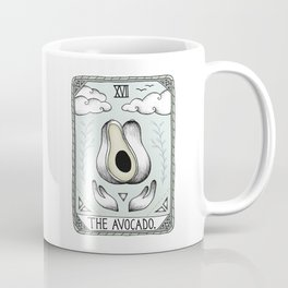 The Avocado Coffee Mug