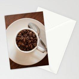 coffee II. Stationery Cards