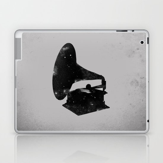 Galaxy Tunes Pt. 2 Laptop & iPad Skin