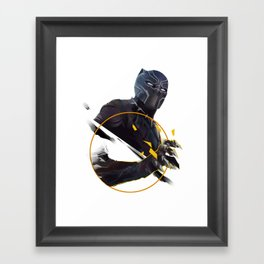 T´challa  Framed Art Print