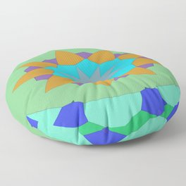 Unrepresented Aetiology 12 Floor Pillow