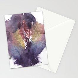 Verronica's Vulva Print No.2 Stationery Cards