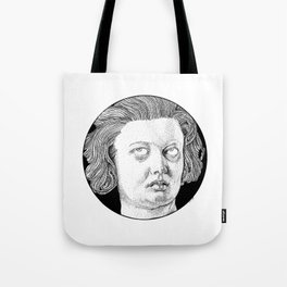 Costanza is annoyed Tote Bag