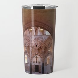 Conjoined Faiths 2 (Mosque-Cathedral of Cordoba) Travel Mug