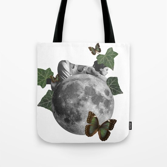 new born nature Tote Bag