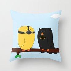 The Dark Knight Rises Throw Pillow