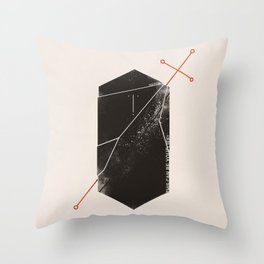 Transfigure (Study 20201208) Throw Pillow