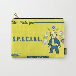 Perception S.P.E.C.I.A.L. Fallout 4 Carry-All Pouch