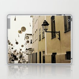 signs in the sky Laptop & iPad Skin