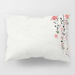 Japanes Floral Wild Forest Pillow Sham