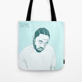 Damn. Kung Fu Kenny Tote Bag
