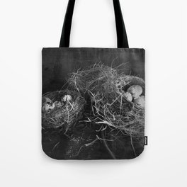 Three Nests Tote Bag