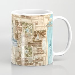 The City of Philadelphia Coffee Mug