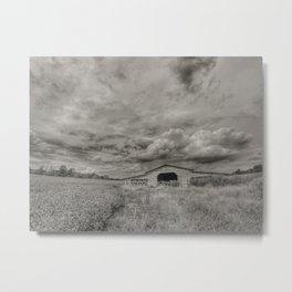 Barns of Cullman County Metal Print