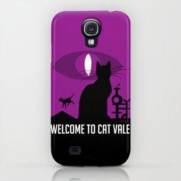 Cat Vale iPhone Case