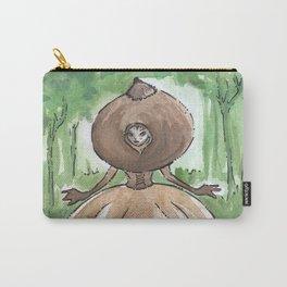 Empire of Mushrooms: Geastrum minimum Carry-All Pouch