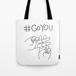 #GoYou Tote Bag