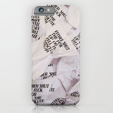 Absolute Slim Case iPhone 6s