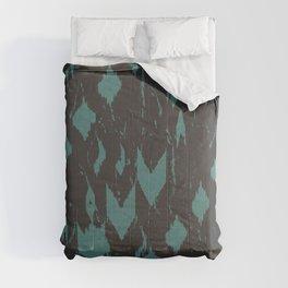 Splashing Brushes G&T Comforters