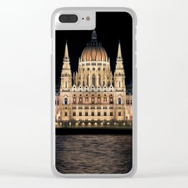 Hungarian Parliament | Architecture Clear iPhone Case
