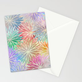 Summer Pattern #3 Stationery Cards