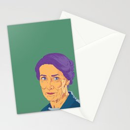 Mrs. Hughes Stationery Cards
