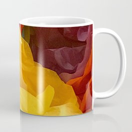 Fun Fiesta Flowers Coffee Mug