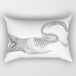 Mosasaurus Rectangular Pillow