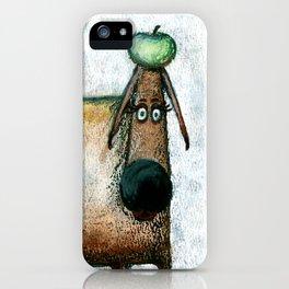 Careful iPhone Case