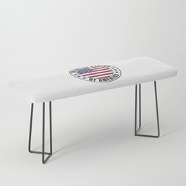 The United States of America - USA Bench