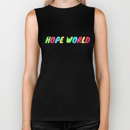 BTS J-HOPE HOPE WORLD Biker Tank