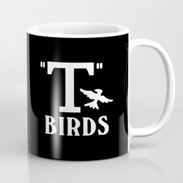 T birds music design Coffee Mug
