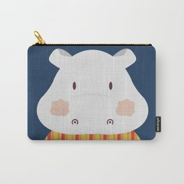Hipolito Hippo Carry-All Pouch
