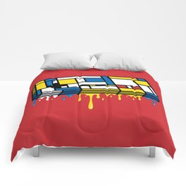 The Art of Gaming Comforters