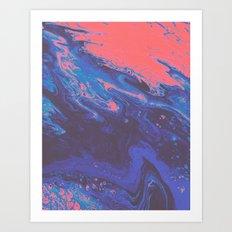 vicarious Art Print