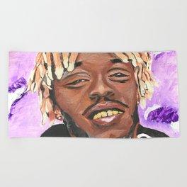 Lil Uzi Vert Beach Towel