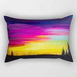 Nauwigewauk, NB Rectangular Pillow