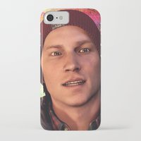infamous iPhone & iPod Cases featuring InFamous: Second Son - Delsin Rowe by Felicia
