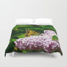 Pollination - Series; 1 of 3 Duvet Cover