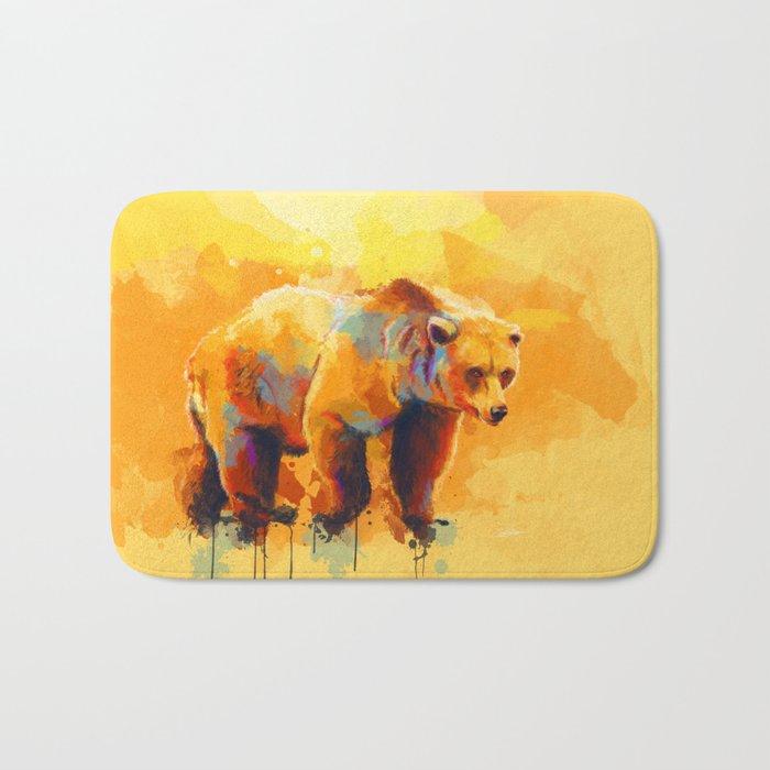 Bear Dream Bath Mat