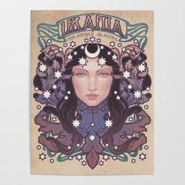 URANIA COLOR Poster