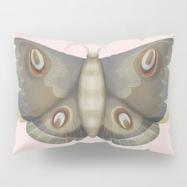 papillon de nuit Pillow Sham