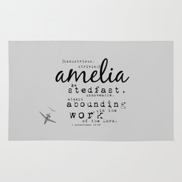 Amelia {striving} Rug