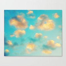 Oh Lovely Day Canvas Print