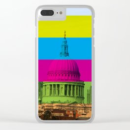 St Pauls Clear iPhone Case