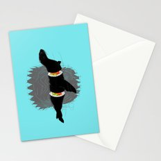Sushi for Sharkie Stationery Cards