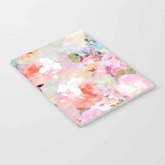 Love of a Flower Notebook