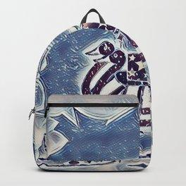 Merry Christmas 4 Backpack